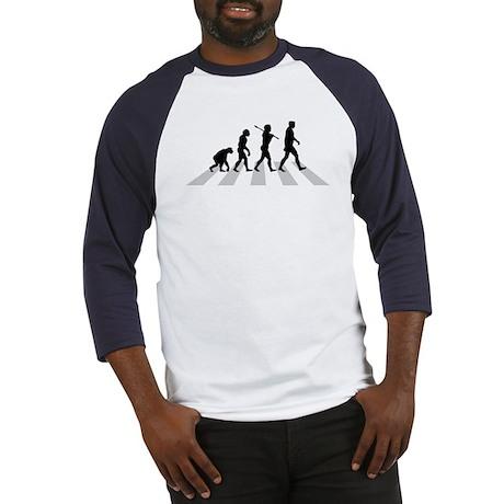 Abbey Road Evolution Baseball Jersey