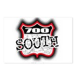 700 South Postcards (Package of 8)