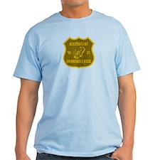 Accountant Drinking League T-Shirt