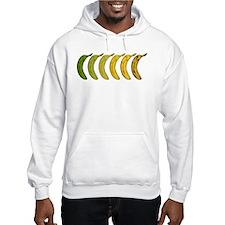 Ripening Bananas Hoodie