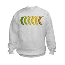 Ripening Bananas Sweatshirt