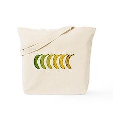 Ripening Bananas Tote Bag