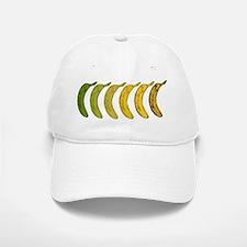 Ripening Bananas Baseball Baseball Cap