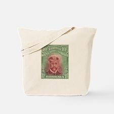 Rhodesia KGV Admirals 10s Tote Bag