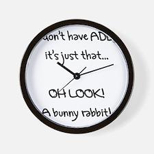 ADD Wall Clock