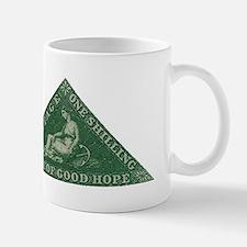 Cape Triangle 1s Green Mug