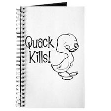 Quack Kills Journal