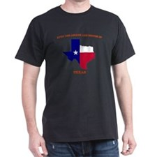 Even The Asians Are Bigger In Texas T-Shirt