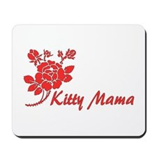 Kitty Mama Mousepad