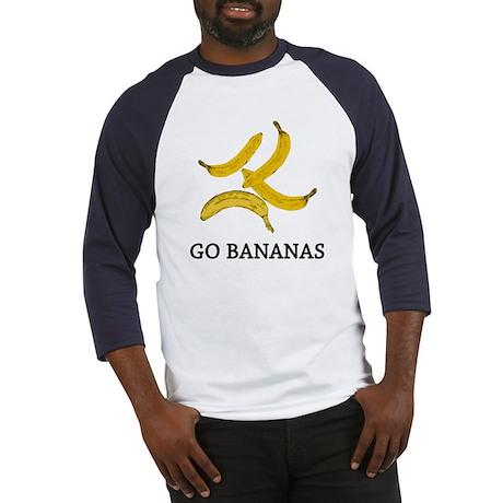 Go Bananas Baseball Jersey