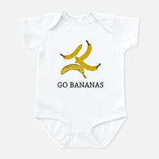 Go Bananas Infant Bodysuit