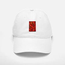 Fresh Strawberries Baseball Baseball Cap