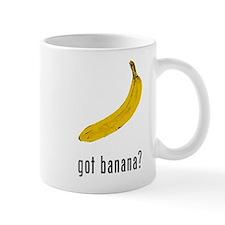 Got Banana? Small Mugs