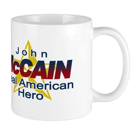 John McCain- American Hero Mug