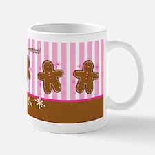 Sweet Gingerbread Thank You Mug