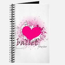 Love Ballet Forever Journal