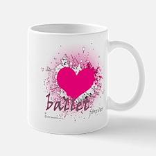 Love Ballet Forever Small Small Mug