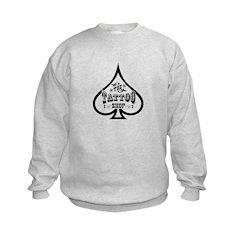 The Tattoo Shop Spade designs Sweatshirt