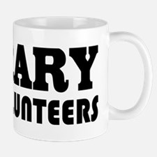 Library Volunteer Mug
