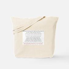 Instruments - SPD Tote Bag