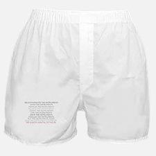 Instruments - SPD Boxer Shorts
