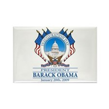 Inauguration day Rectangle Magnet (100 pack)
