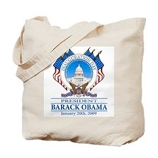 Inauguration day Tote Bag