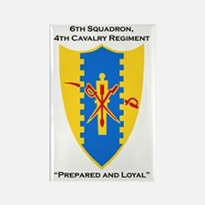 Cute 79th infantry division cross of lorraine division Rectangle Magnet (100 pack)