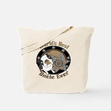 Top Dog Uncle Tote Bag