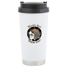 Top Dog Uncle Stainless Steel Travel Mug