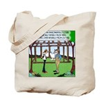 Environmentally Sound House Tote Bag