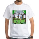 Environmentally Sound House White T-Shirt