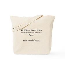 Writers world Tote Bag