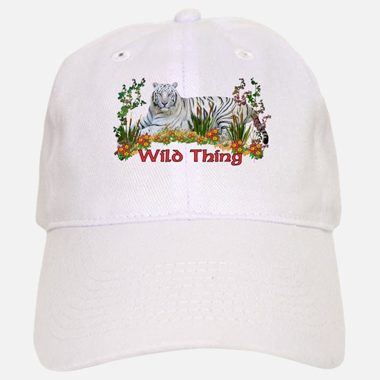 Wild Thing Baseball Baseball Cap