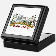 Wild Thing Keepsake Box
