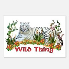 Wild Thing Postcards (Package of 8)