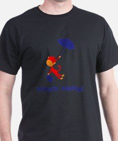 Monkey Poppins T-Shirt