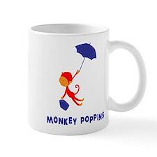 Monkey Poppins Mug