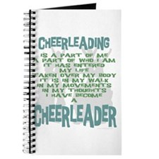 Become a Cheerleader Journal
