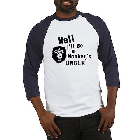 Monkey's Uncle Baseball Jersey