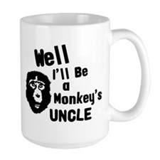 Monkey's Uncle Mug