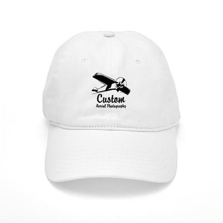 Custom Aerial Photo Cap