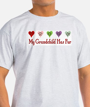 Furry Grandchild T-Shirt