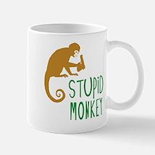 Stupid Monkey Mug
