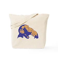 Thinking Chimp Tote Bag
