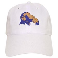 Thinking Chimp Baseball Baseball Cap