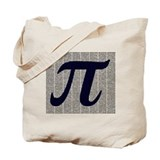 Pi Canvas Totes
