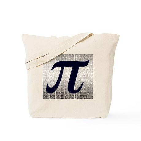 Pi to 3500 decimal places Tote Bag