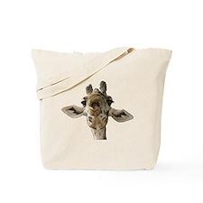 Helaine's Goofy Giraffe Tote Bag