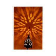 Moroccan Nights Rectangle Magnet (10 pack)